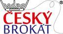Český brokát logo